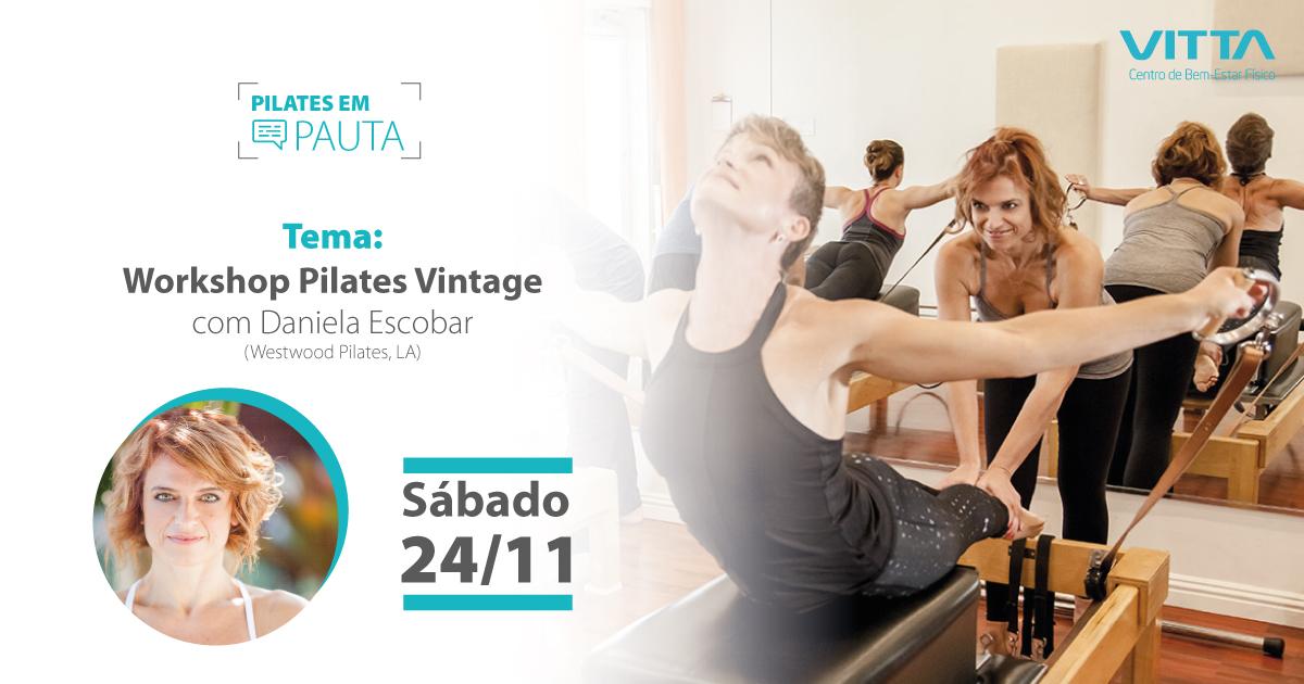pilates vintage